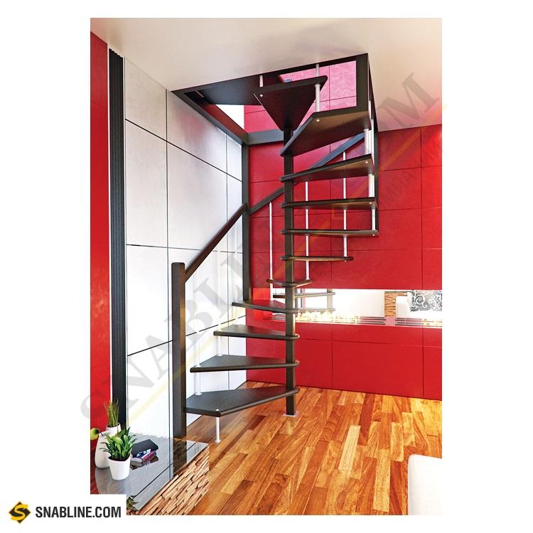 купить винтовую лестницу на второй этаж